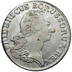 Germany, Kingdom of Prussia, Friedrich II, 1/3 Thaler Breslau 1773 B