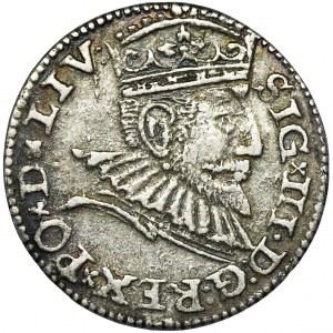 Sigismund III Vasa, 3 Groschen Riga 1593
