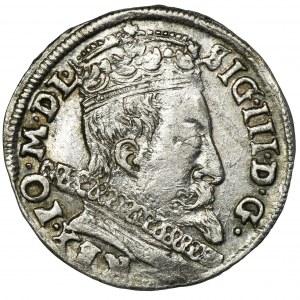 Zygmunt III Waza, Trojak Wilno 1597