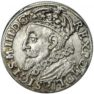 Zygmunt III Waza, Trojak Kraków 1600