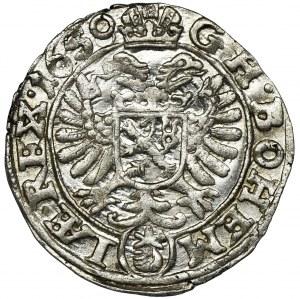 Austria, Ferdinand III, 3 Kreuzer Prague 1650