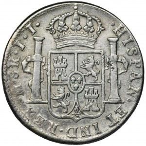Hiszpania, Ferdynand VII, 8 Reali 1820