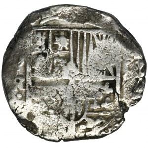Hiszpania, 4 Reale - moneta piracka
