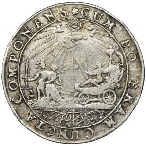 Michael Korybut Wisniowiecki, Wedding medal 1670