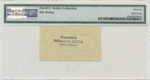 Germany, Norway(Sagen), Feldpost Nr. 32117A - 10 Ore - PMG 55 - UNIQUE