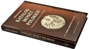 E. Baran, Katalog Monet Polskich w zbiorach Zakładu Narodowego im. Ossolińskich - tom 2