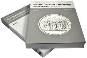 M. Karnicka, Współczesność i Historia. Medale, plakiety i żetony z lat 1800-1889 - tom 1 i 2