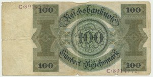 Niemcy, 100 marek 1924
