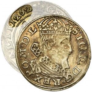 Sigismund III Vasa, Groschen Vilnius 1626 - error 1262