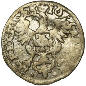 Jan II Kazimierz, Dwugrosz Wschowa 1650 - POLO
