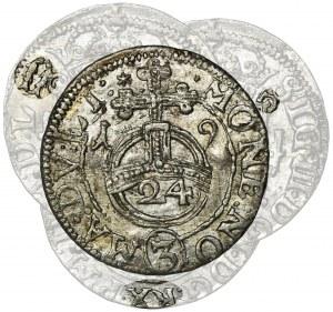 Zygmunt III Waza, Półtorak Wilno 1619 - BARDZO RZADKI