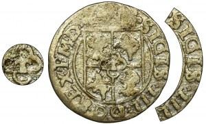 Zygmunt III Waza, Półtorak Bydgoszcz 1616 - EKSTREMALNIE RZADKI