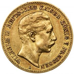 Niemcy, Królestwo Prus, Wilhelm II, 10 Marek Berlin 1897 A