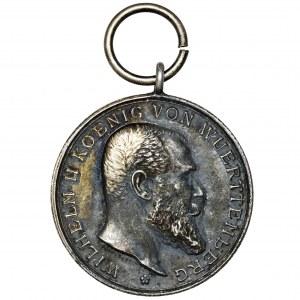 Germany, Wilhelm II, Medal Für Tapferkeit und Treue