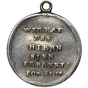 Śląsk, Fryderyk II, Medal 1744