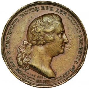 Germany, Brandenburg-Prussia, Friedrich Wilhelm III, Medal 1836