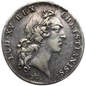 Francja, Ludwik XV, Żeton 1731