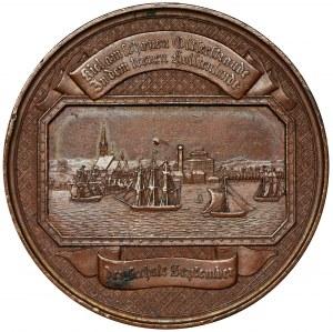 Niemcy, Schleswig-Holstein, Medal 1847