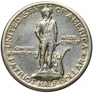 USA, 1/2 Dolara Filadelfia 1925