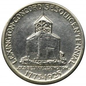 USA, 1/2 Dollar Philadelphia 1925