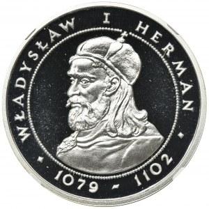 200 złotych 1981 Władysław Herman - NGC PF69 ULTRA CAMEO