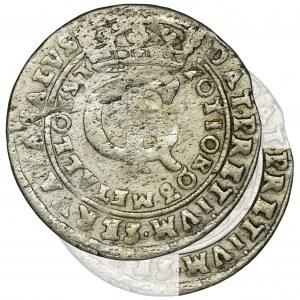 Jan II Kazimierz, Tymf Bydgoszcz 1665 - PRETiVM, NIENOTOWANY