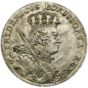 Niemcy, Królestwo Prus, Fryderyk II, Ort Berlin 1758 A