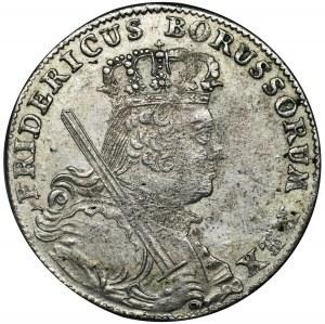 Niemcy, Królestwo Prus, Fryderyk II, Ort Berlin 1759 A