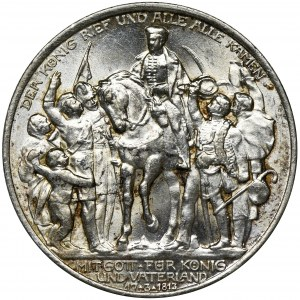 Niemcy, Królestwo Prus, Wilhelm II, 2 Marki Berlin 1913