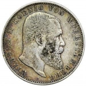 Niemcy, Królestwo Prus, Wilhelm II, 5 Marek Berlin 1895 A