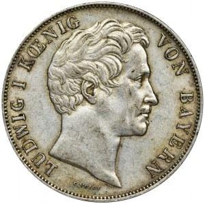 Niemcy, Bawaria, Ludwik I, 2 Guldeny Monachium 1846