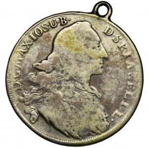 Germany, Bavaria, Maximilian III Joseph, Thaler Munich 1771