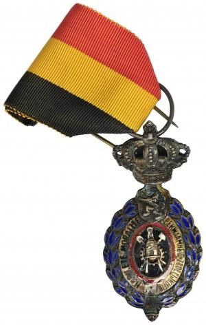 Belgia, Odznaczenie robotnicze II klasy 1867