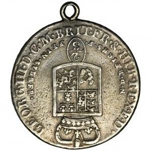 Germany, Braunschweig-Wolfenbüttel, Georg III von Hannover, 2/3 Thaler 1800