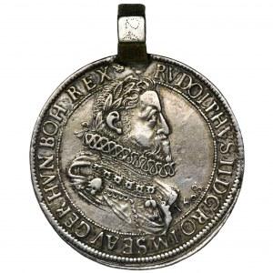Austria, Rudolph II, Thaler Ensisheim 1608 - RARE