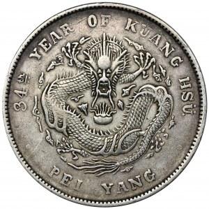 Chiny, Prowincja Chihli, Guangxu, Dolar 1903