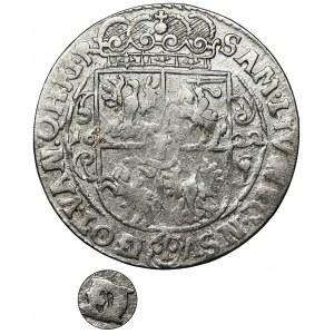 Zygmunt III Waza, Ort Bydgoszcz 1622 - przebitka G