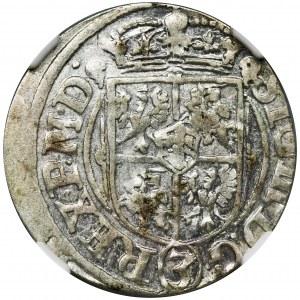 Zygmunt III Waza, Półtorak Ryga 1620 - NGC AU55 - RZADKI, ILUSTROWANY