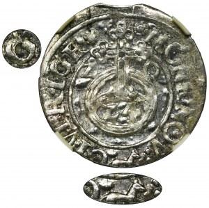 Zygmunt III Waza, Półtorak Ryga 1620 - NGC MS63 - RZADKI