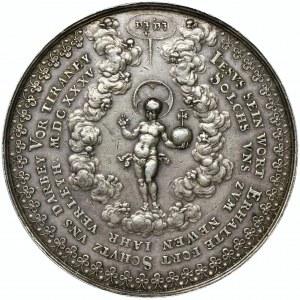 Władysław IV Waza, Medal religijny 1635