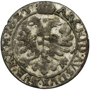 Śląsk, Panowanie habsburskie, Ferdynand II, 24 Krajcary 1623 - NIENOTOWANY