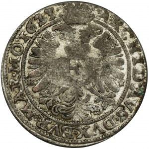 Śląsk, Stany Śląskie, 24 Krajcary Wrocław 1623 HT