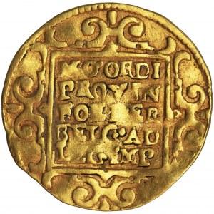 Niderlandy, Fryzja Zachodnia, Dukat 1609