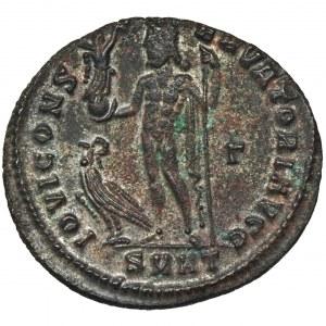 Cesarstwo Rzymskie, Licyniusz I, Follis