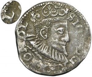 Sigismund III Vasa, 3 Groschen Fraustadt 1594 - UNLISTED