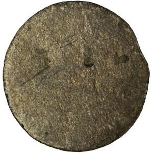 Śląsk, Księstwo Oleśnickie, Krystian Ulryk I, 1/2 Krajcara jednostronne Oleśnica 1684