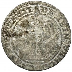 Śląsk, Księstwo Ziębicko-Oleśnickie, Henryk Wacław i Karol Fryderyk, 24 Krajcary Oleśnica 1623 BZ