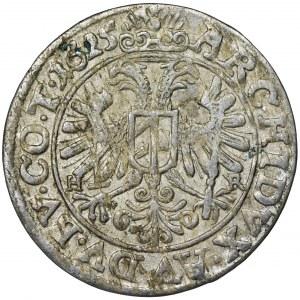 Śląsk, Panowanie habsburskie, Ferdynand II, 3 Krajcary Wrocław 1625 HR