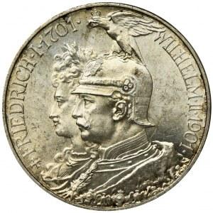 Niemcy, Królestwo Prus, Wilhelm II, 5 Marek Berlin 1901