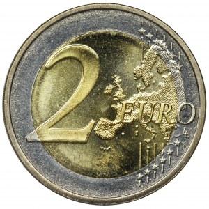 Słowenia, 2 Euro okolicznościowe 2007 - Traktat Rzymski